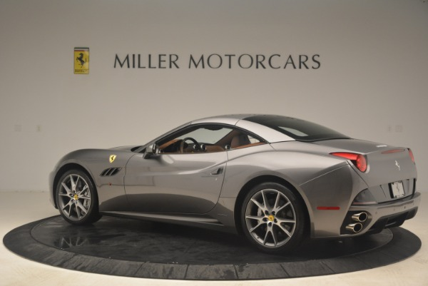 Used 2012 Ferrari California for sale Sold at Alfa Romeo of Greenwich in Greenwich CT 06830 16