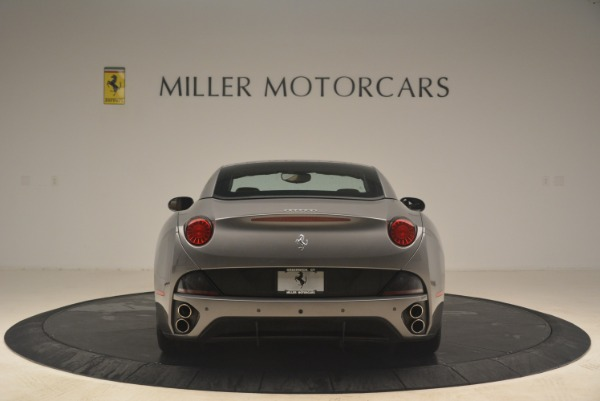 Used 2012 Ferrari California for sale Sold at Alfa Romeo of Greenwich in Greenwich CT 06830 18