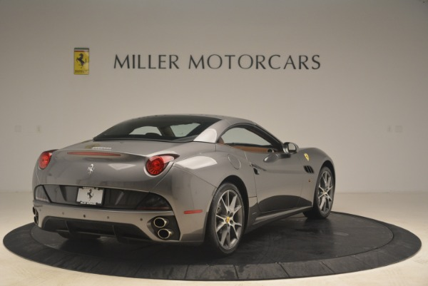 Used 2012 Ferrari California for sale Sold at Alfa Romeo of Greenwich in Greenwich CT 06830 19
