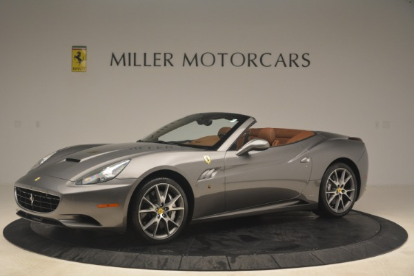 Used 2012 Ferrari California for sale Sold at Alfa Romeo of Greenwich in Greenwich CT 06830 2