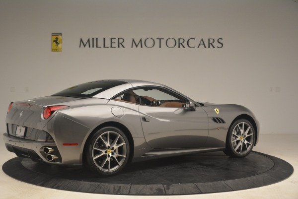 Used 2012 Ferrari California for sale Sold at Alfa Romeo of Greenwich in Greenwich CT 06830 20
