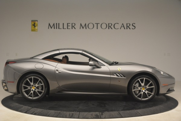 Used 2012 Ferrari California for sale Sold at Alfa Romeo of Greenwich in Greenwich CT 06830 21