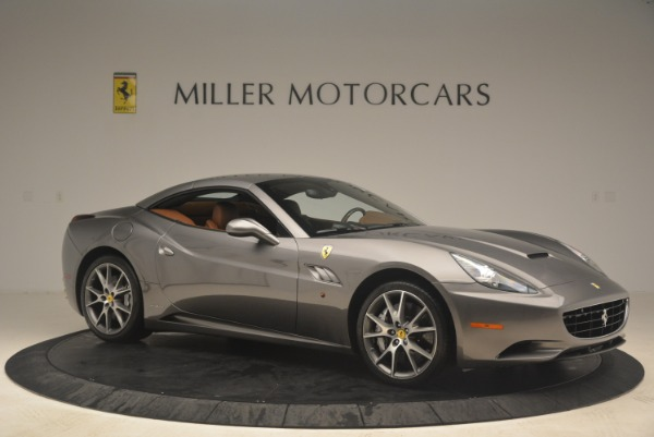 Used 2012 Ferrari California for sale Sold at Alfa Romeo of Greenwich in Greenwich CT 06830 22