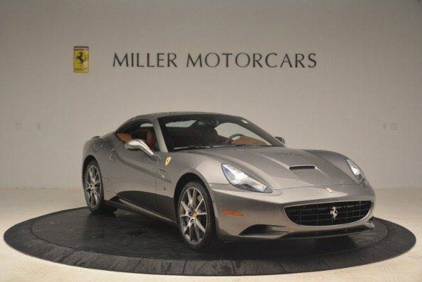 Used 2012 Ferrari California for sale Sold at Alfa Romeo of Greenwich in Greenwich CT 06830 23