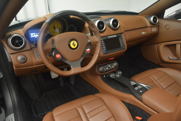 Used 2012 Ferrari California for sale Sold at Alfa Romeo of Greenwich in Greenwich CT 06830 25