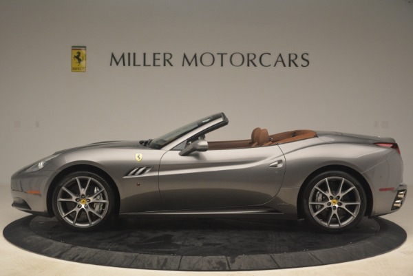 Used 2012 Ferrari California for sale Sold at Alfa Romeo of Greenwich in Greenwich CT 06830 3