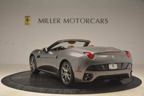 Used 2012 Ferrari California for sale Sold at Alfa Romeo of Greenwich in Greenwich CT 06830 5