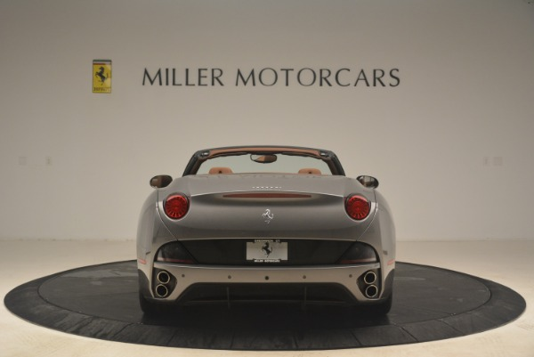 Used 2012 Ferrari California for sale Sold at Alfa Romeo of Greenwich in Greenwich CT 06830 6