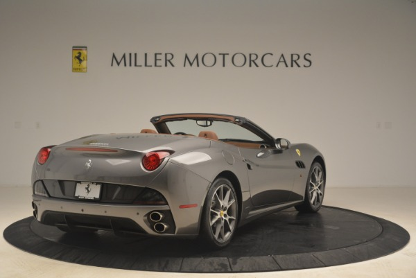 Used 2012 Ferrari California for sale Sold at Alfa Romeo of Greenwich in Greenwich CT 06830 7
