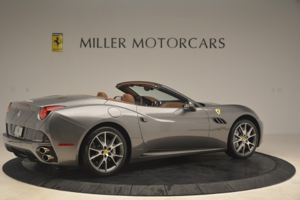 Used 2012 Ferrari California for sale Sold at Alfa Romeo of Greenwich in Greenwich CT 06830 8