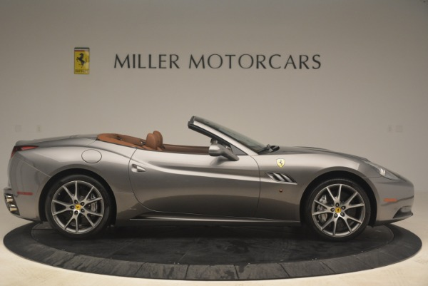 Used 2012 Ferrari California for sale Sold at Alfa Romeo of Greenwich in Greenwich CT 06830 9