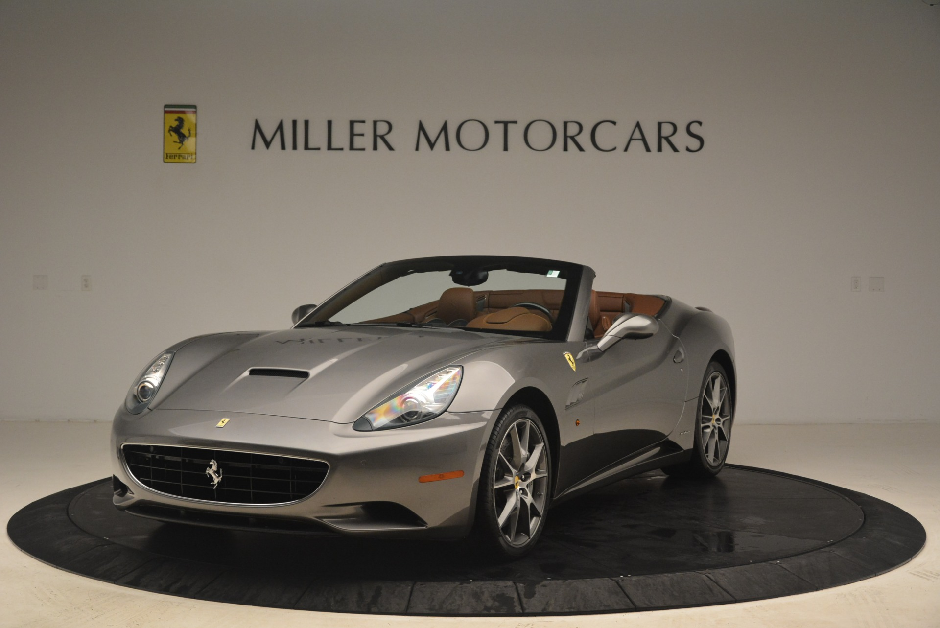 Used 2012 Ferrari California for sale Sold at Alfa Romeo of Greenwich in Greenwich CT 06830 1
