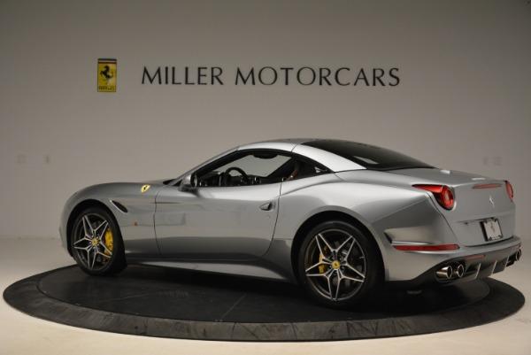 Used 2018 Ferrari California T for sale Sold at Alfa Romeo of Greenwich in Greenwich CT 06830 16