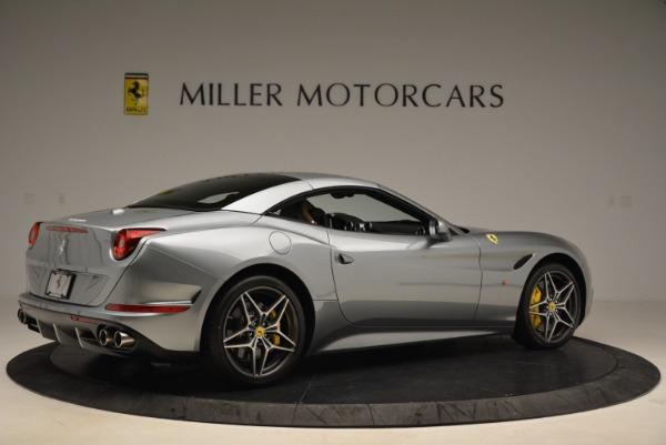 Used 2018 Ferrari California T for sale Sold at Alfa Romeo of Greenwich in Greenwich CT 06830 20
