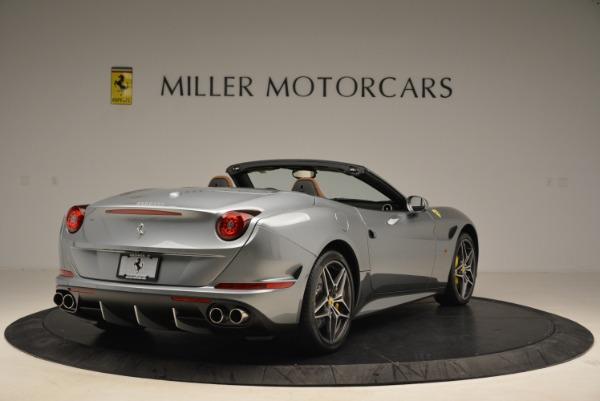 Used 2018 Ferrari California T for sale Sold at Alfa Romeo of Greenwich in Greenwich CT 06830 7