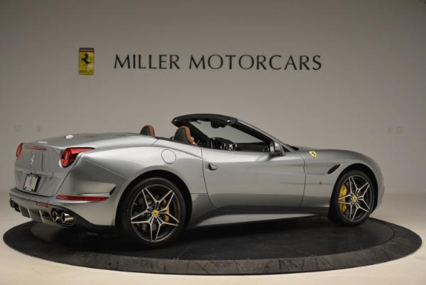 Used 2018 Ferrari California T for sale Sold at Alfa Romeo of Greenwich in Greenwich CT 06830 8