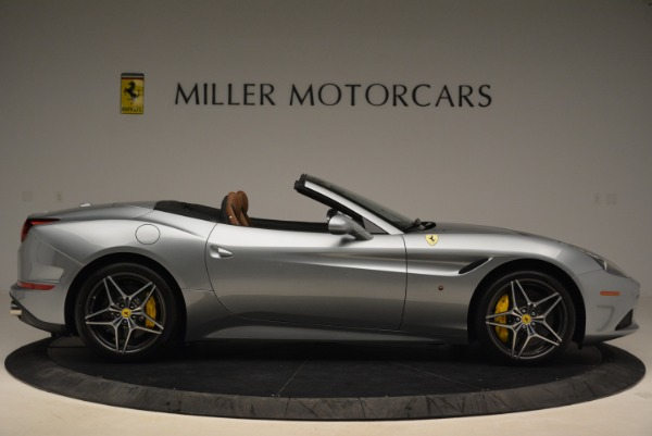 Used 2018 Ferrari California T for sale Sold at Alfa Romeo of Greenwich in Greenwich CT 06830 9
