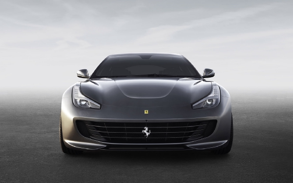 New 2020 Ferrari GTC4LUSSO for sale Sold at Alfa Romeo of Greenwich in Greenwich CT 06830 5