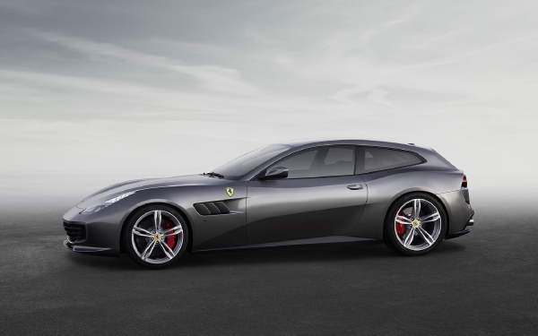 New 2020 Ferrari GTC4LUSSO for sale Sold at Alfa Romeo of Greenwich in Greenwich CT 06830 6