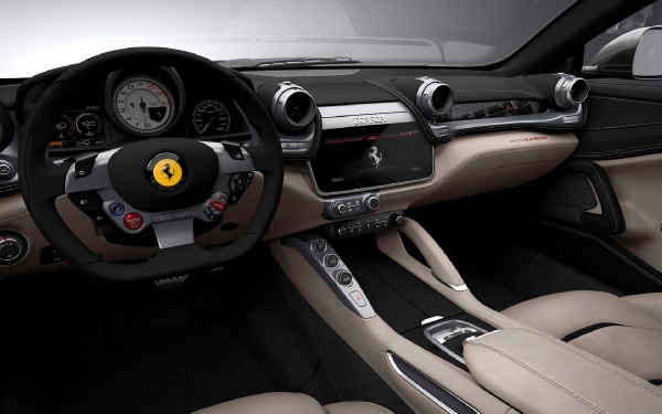 New 2020 Ferrari GTC4LUSSO for sale Sold at Alfa Romeo of Greenwich in Greenwich CT 06830 9