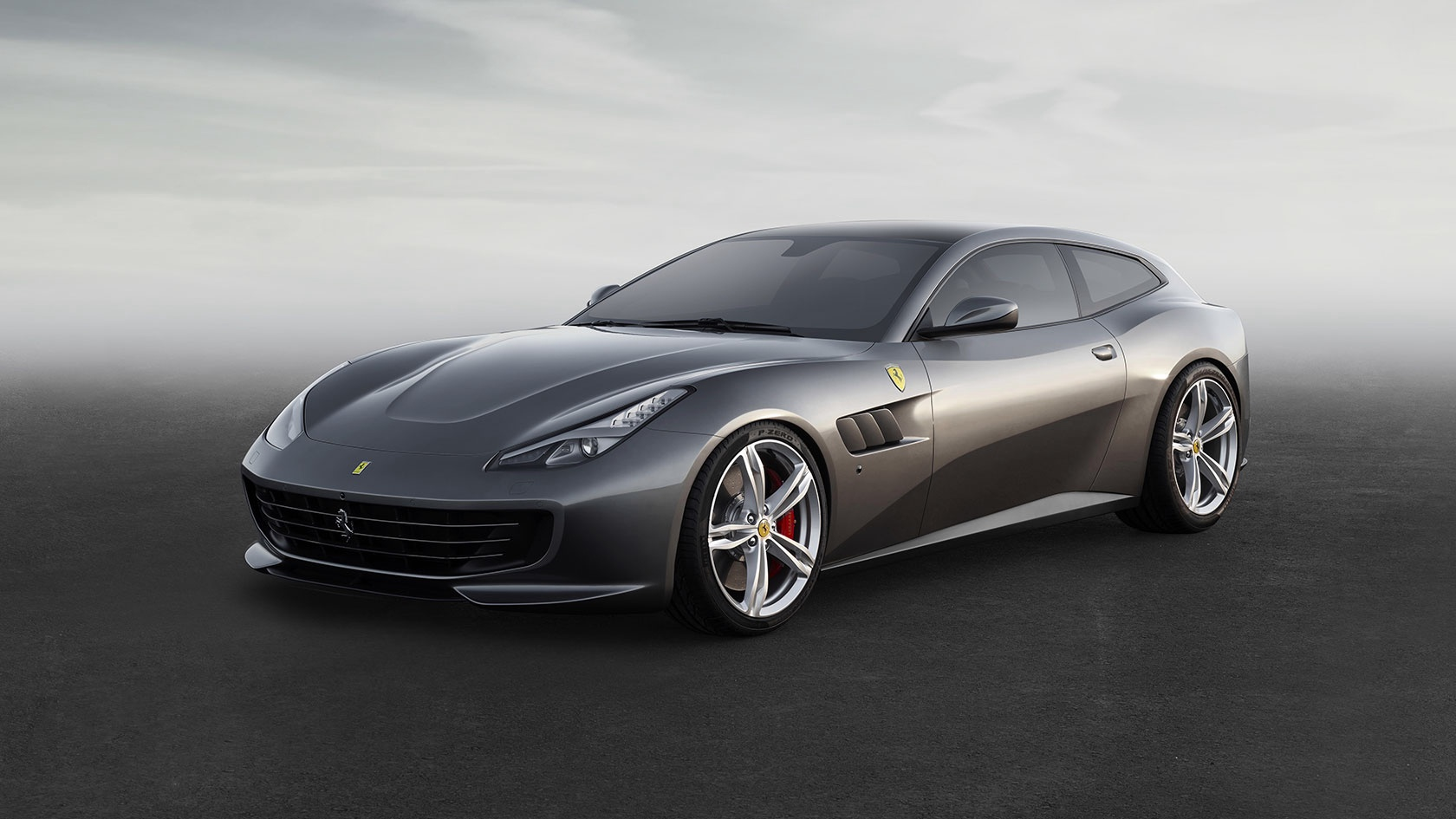 New 2020 Ferrari GTC4LUSSO for sale Sold at Alfa Romeo of Greenwich in Greenwich CT 06830 1
