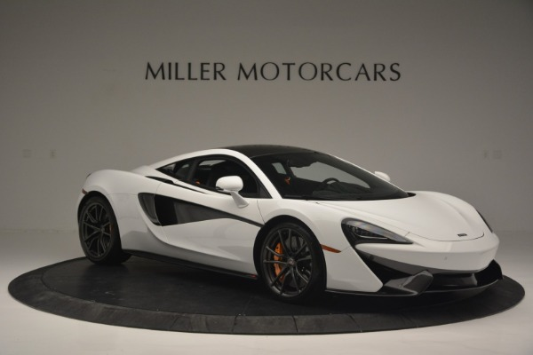 Used 2018 McLaren 570S Track Pack for sale Sold at Alfa Romeo of Greenwich in Greenwich CT 06830 10
