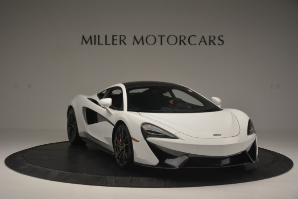 Used 2018 McLaren 570S Track Pack for sale Sold at Alfa Romeo of Greenwich in Greenwich CT 06830 11