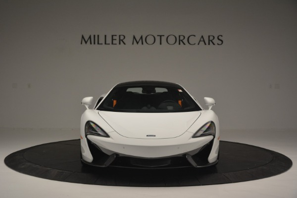 Used 2018 McLaren 570S Track Pack for sale Sold at Alfa Romeo of Greenwich in Greenwich CT 06830 12