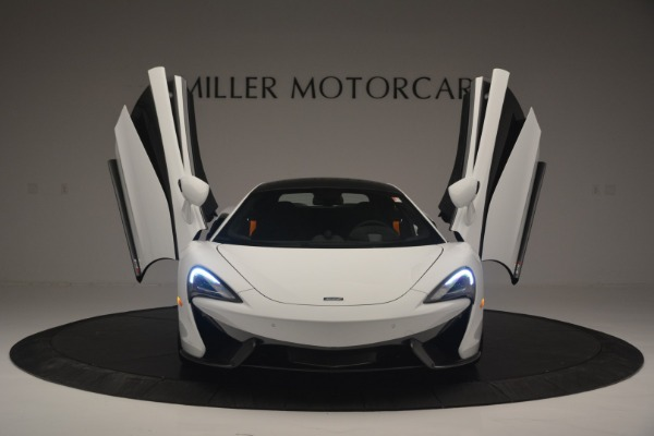 Used 2018 McLaren 570S Track Pack for sale Sold at Alfa Romeo of Greenwich in Greenwich CT 06830 13