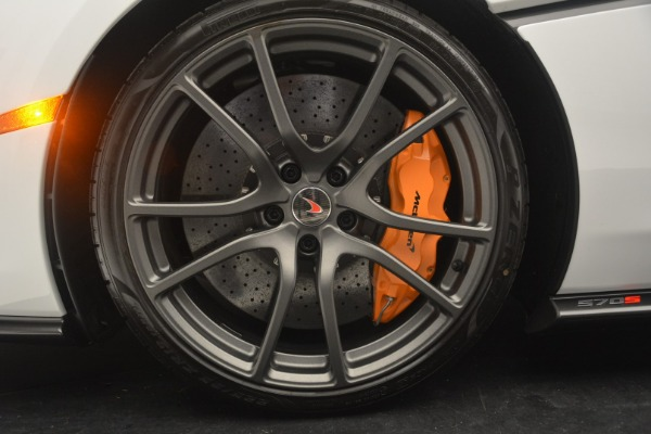 Used 2018 McLaren 570S Track Pack for sale Sold at Alfa Romeo of Greenwich in Greenwich CT 06830 15