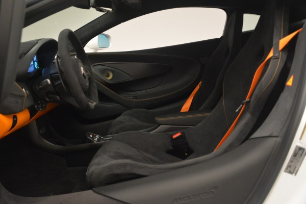 Used 2018 McLaren 570S Track Pack for sale Sold at Alfa Romeo of Greenwich in Greenwich CT 06830 18