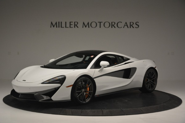 Used 2018 McLaren 570S Track Pack for sale Sold at Alfa Romeo of Greenwich in Greenwich CT 06830 2