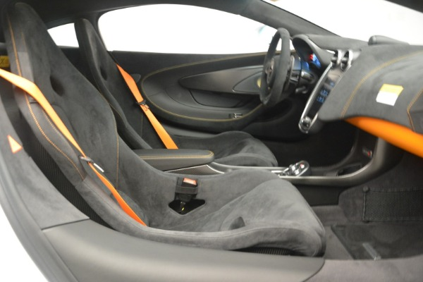 Used 2018 McLaren 570S Track Pack for sale Sold at Alfa Romeo of Greenwich in Greenwich CT 06830 21