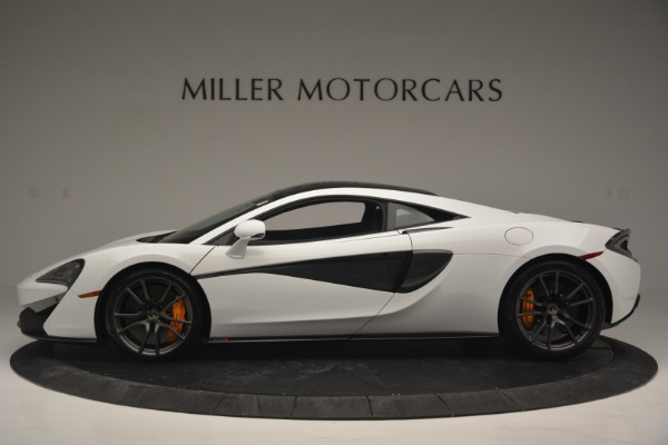 Used 2018 McLaren 570S Track Pack for sale Sold at Alfa Romeo of Greenwich in Greenwich CT 06830 3