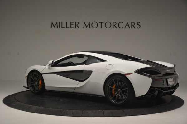 Used 2018 McLaren 570S Track Pack for sale Sold at Alfa Romeo of Greenwich in Greenwich CT 06830 4