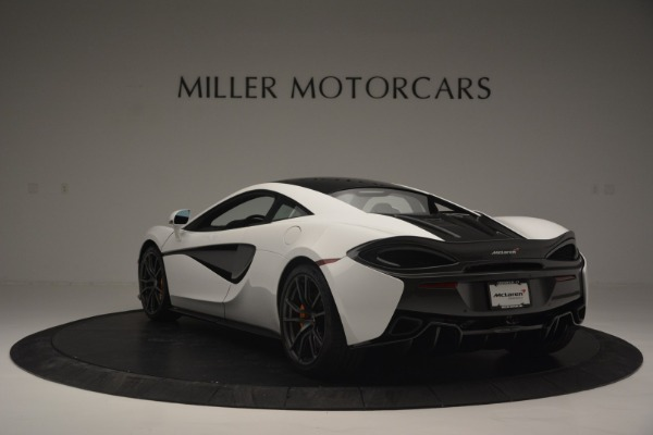 Used 2018 McLaren 570S Track Pack for sale Sold at Alfa Romeo of Greenwich in Greenwich CT 06830 5