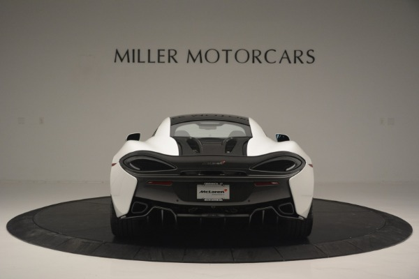 Used 2018 McLaren 570S Track Pack for sale Sold at Alfa Romeo of Greenwich in Greenwich CT 06830 6