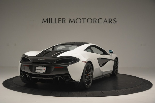Used 2018 McLaren 570S Track Pack for sale Sold at Alfa Romeo of Greenwich in Greenwich CT 06830 7