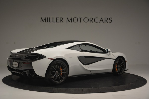 Used 2018 McLaren 570S Track Pack for sale Sold at Alfa Romeo of Greenwich in Greenwich CT 06830 8