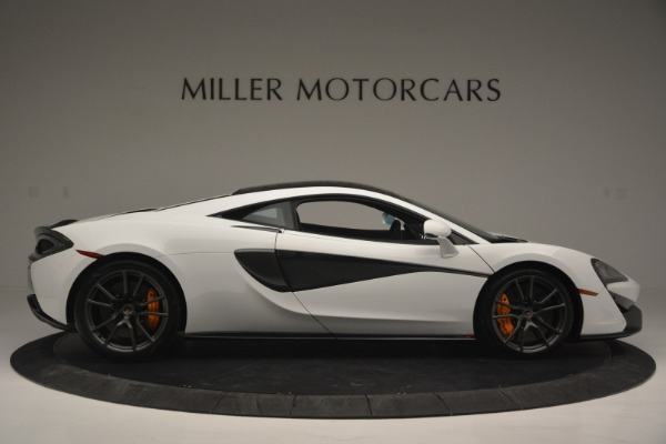 Used 2018 McLaren 570S Track Pack for sale Sold at Alfa Romeo of Greenwich in Greenwich CT 06830 9