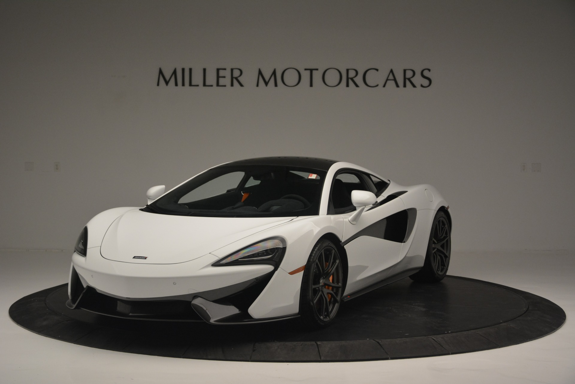 Used 2018 McLaren 570S Track Pack for sale Sold at Alfa Romeo of Greenwich in Greenwich CT 06830 1