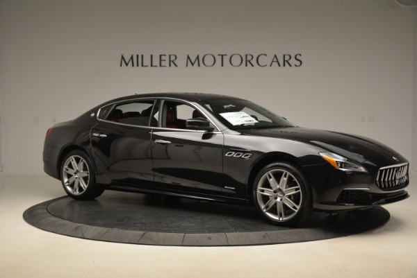 New 2018 Maserati Quattroporte S Q4 GranLusso for sale Sold at Alfa Romeo of Greenwich in Greenwich CT 06830 10