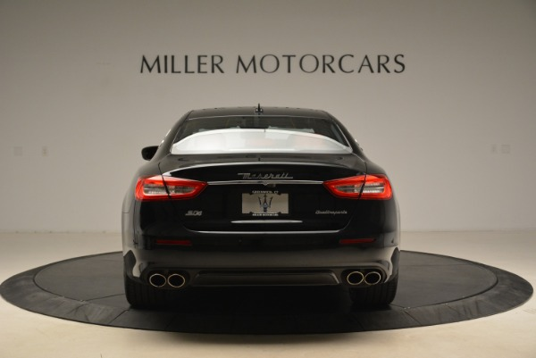 New 2018 Maserati Quattroporte S Q4 GranLusso for sale Sold at Alfa Romeo of Greenwich in Greenwich CT 06830 6