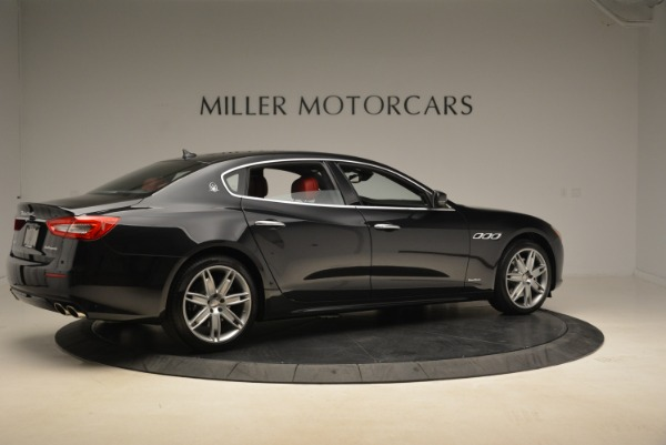 New 2018 Maserati Quattroporte S Q4 GranLusso for sale Sold at Alfa Romeo of Greenwich in Greenwich CT 06830 8