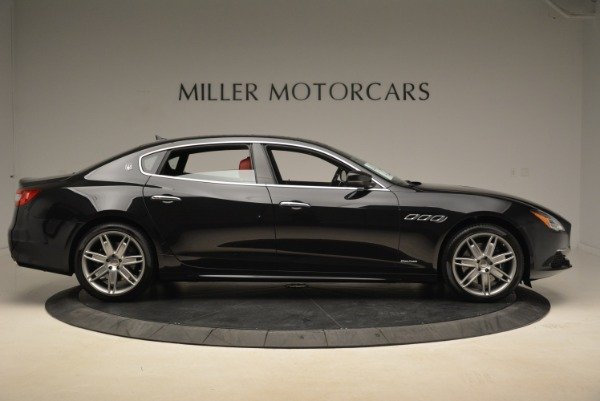New 2018 Maserati Quattroporte S Q4 GranLusso for sale Sold at Alfa Romeo of Greenwich in Greenwich CT 06830 9