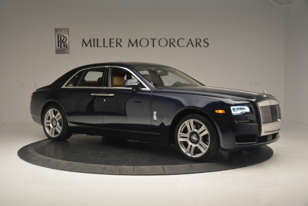 Used 2015 Rolls-Royce Ghost for sale Sold at Alfa Romeo of Greenwich in Greenwich CT 06830 10