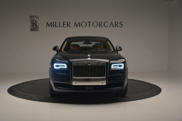 Used 2015 Rolls-Royce Ghost for sale Sold at Alfa Romeo of Greenwich in Greenwich CT 06830 12