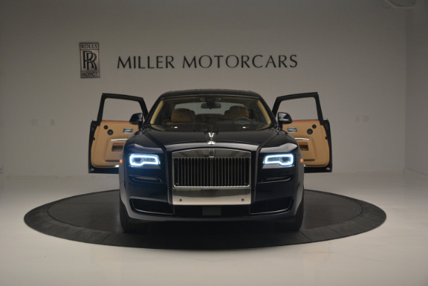Used 2015 Rolls-Royce Ghost for sale Sold at Alfa Romeo of Greenwich in Greenwich CT 06830 13