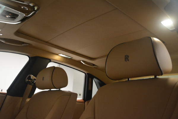 Used 2015 Rolls-Royce Ghost for sale Sold at Alfa Romeo of Greenwich in Greenwich CT 06830 19