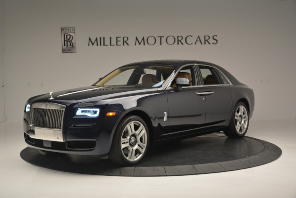 Used 2015 Rolls-Royce Ghost for sale Sold at Alfa Romeo of Greenwich in Greenwich CT 06830 2